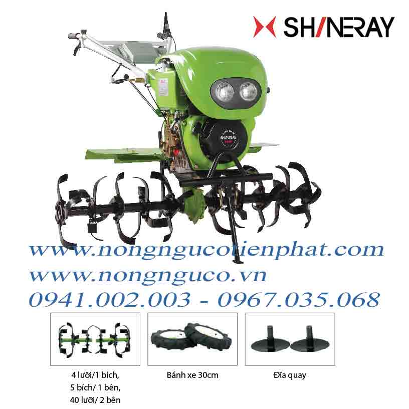 máy xới đất, may xoi dat, may xoi dat shineray, may xoi dat gia re